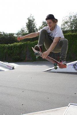 Fotoalbum Skatepark