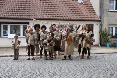 Fotoalbum Umzug zum 15.Altmärkischen Heimatfestes