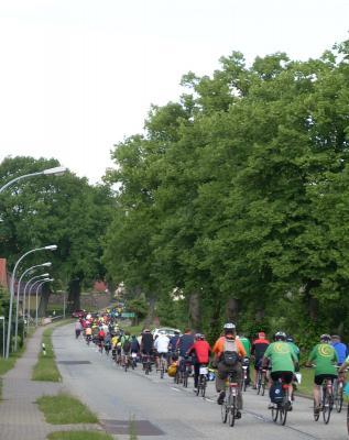 Fotoalbum Tour de Prignitz 2011 - 2. Etappe / Frehne