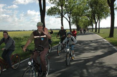 Fotoalbum Tour de Prignitz 2011 - 3.Etappe /Krempendorf