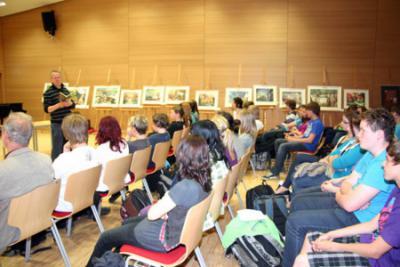 Foto des Albums: Spannende Buchlesung (17.05.2011)
