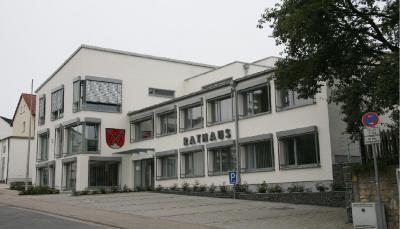 Fotoalbum Rathaus Bischberg