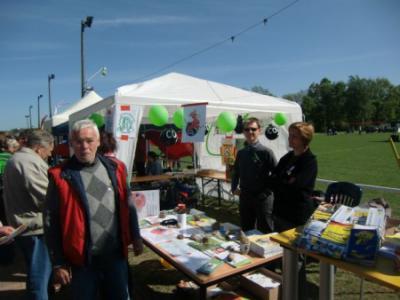 Foto des Albums: Sport- und Volksfest zum 1. Mai in Rehfelde (01.05.2011)