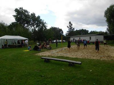 Fotoalbum Beachvolleyball in Sernow