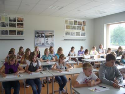 Foto des Albums: Neueinschulung im Schuljahr 2011/2012 (13.08.2011)