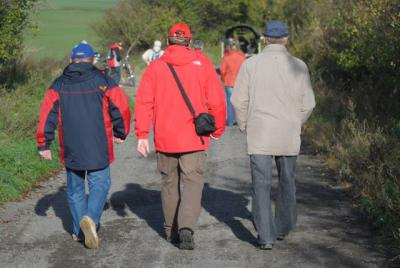 Fotoalbum 2. Butzower Spaziergang zum Fennhof