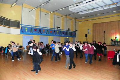 Fotoalbum Line Dance Abend