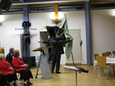 Foto des Albums: Fahnenweihe (22.10.2011)