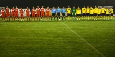 Fotoalbum Freundschaftsspiel SG Motor Wilsdruff - SG Dynamo Dresden