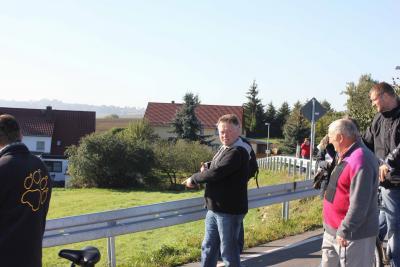 Fotoalbum Ortsbesichtigung des Gemeinderates