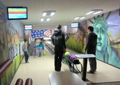 "Fotoalbum Eröffnung ""Zum Bowlingfreund"""