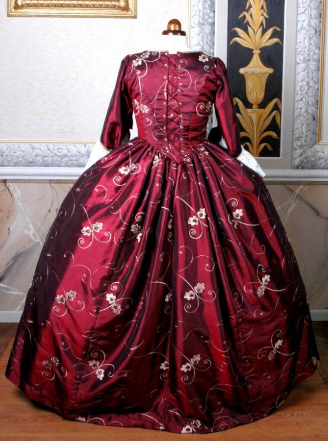 Atelier Tiziana Historische Gew 228 Nder Rokoko Kleider
