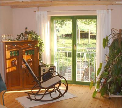 Fotoalbum Fenster und Türen für ein kleines ländliches Wohnhaus in Sachsen