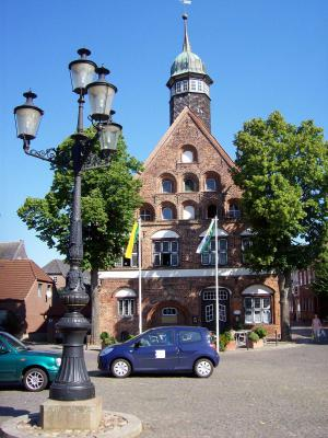 Foto des Albums: Stadt Krempe (23.11.2011)