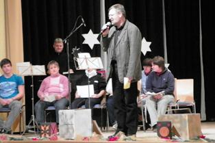 Foto des Albums: Weihnachtsvorführung der Stephanuns Stiftung OPR (07.12.2011)
