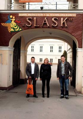 Fotoalbum Mitarbeiteraustausch Hohenau-Toszek 2009