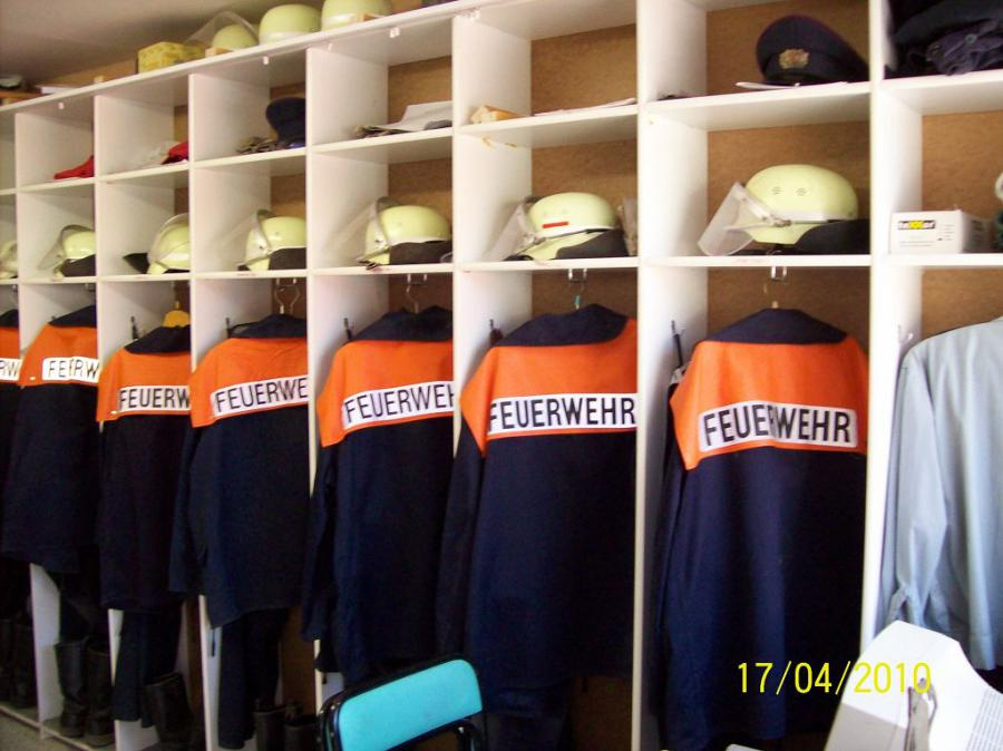 Bekleidung der Einsatzabteilung FF Neuentempel