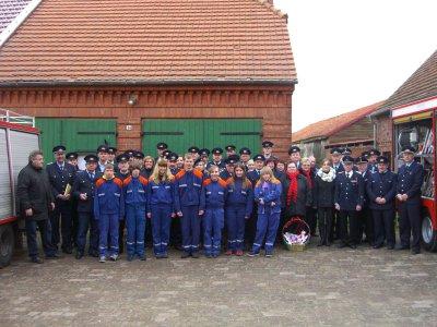 Fotoalbum Neues Feuerwehrfahrzeug