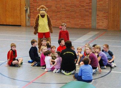 Fotoalbum TSV Rüningen eröffnet DTB-Kinderturnclub