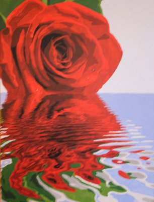 """Foto des Albums: Bilderausstellung """"Jahreszeiten"""" in der Entreegalerie (13.01.2012)"""