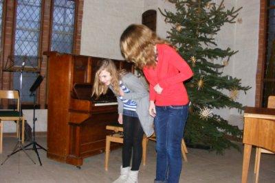 Foto des Albums: Junge Talente beim Kirchencafé (13.01.2012)