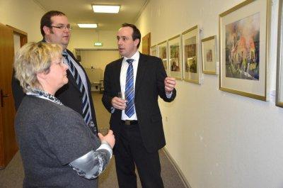 Foto des Albums: Ausstellung im Landtag Brandenburg (10.01.2012)