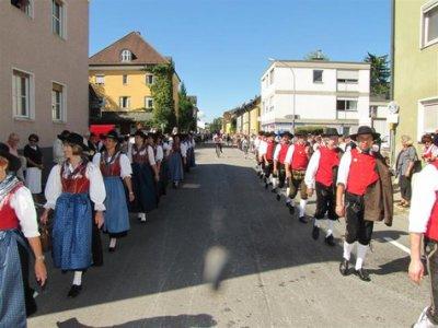 Fotoalbum Historischer Festzug Rosenheim 2011