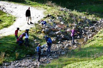 Fotoalbum Bergausflug auf die Mitteralm am Wendelstein 2011