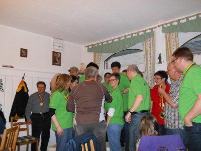 Fotoalbum 4. Oberneiser Kegelmeisterschaft