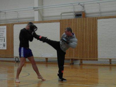 Fotoalbum Kickboxen