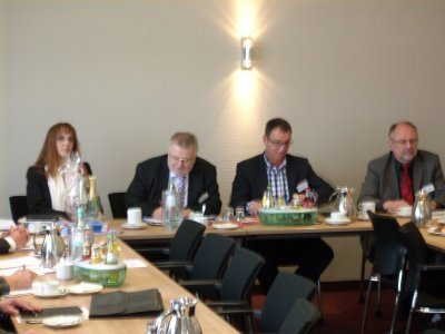 Fotoalbum Staatssekretär Rainer Bretschneider in der Prignitz