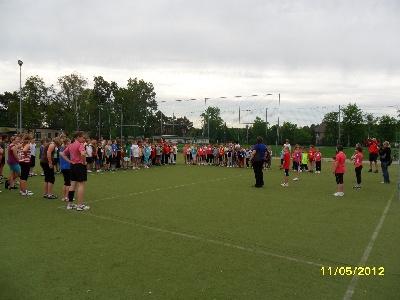 Fotoalbum  Sportfest an der GS Hohenleipisch 2012