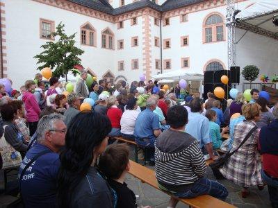 Fotoalbum 16. Sächsischer Familientag in Augustusburg
