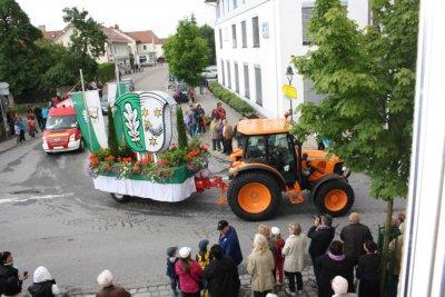 Fotoalbum Märchenumzug am Volkfestsonntag