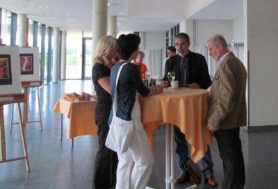 Foto des Albums: Buchlesung Gunter Schoss (11.05.2012)