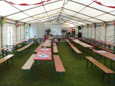 Fotoalbum Dorf -und Sportfest in Schraden