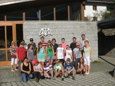 Fotoalbum Schüleraustausch 2011