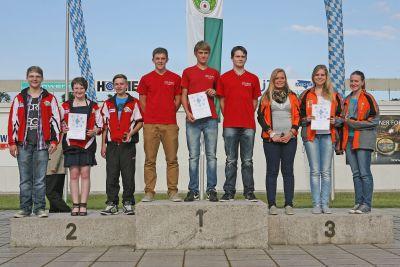 Fotoalbum Bayerische Meisterschaften 2012