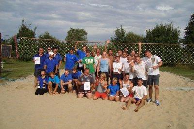 Fotoalbum 10. Volleyballturnier vom JC Schraden