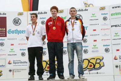 Fotoalbum Deutsche Meisterschaft 2012 Florian Obermaier