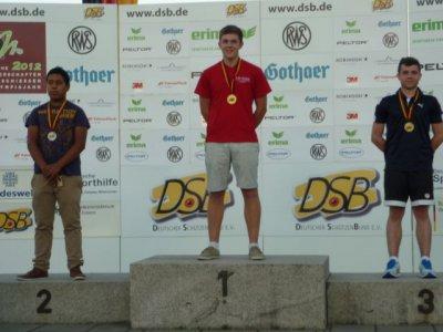 Fotoalbum Deutsche Meisterschaft 2012 Maxi Dallinger