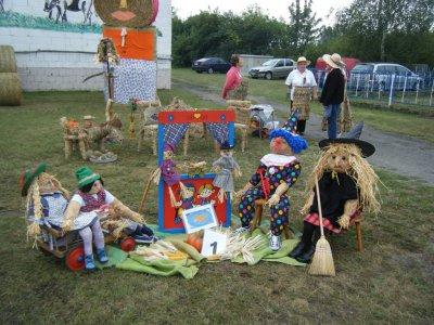Fotoalbum Strohfest in Prestewitz am 01.09. 2012