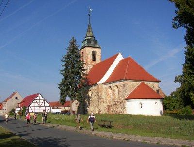 Fotoalbum Wanderung von der Buchholzer- zur Pöppelmann-Kirche