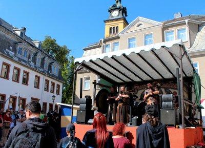 Fotoalbum Mittelalterspektakel am 15./16.09.12 in Augustusburg