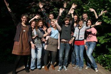 Fotoalbum Das SteP- Team