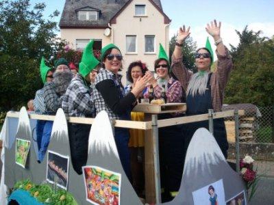 Fotoalbum Kirmesumzug 2012