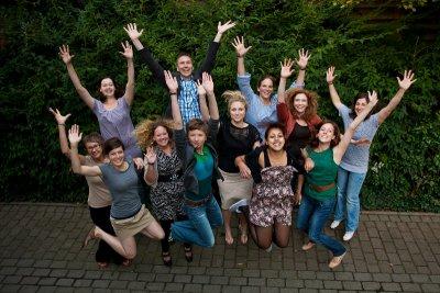 Fotoalbum Das SteP Team