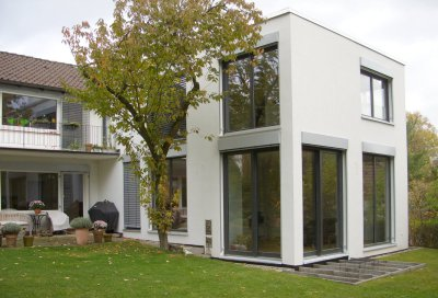 Fotoalbum Wohnhausanbau in Wolfsburg