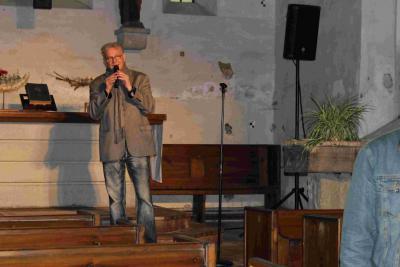 Fotoalbum Konzert mit den Himmelsstürmern und Gerd Christian