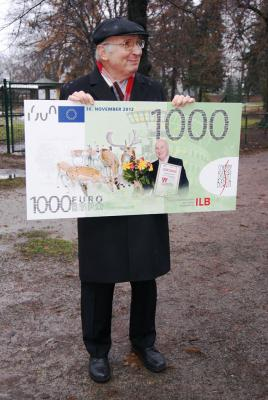 Fotoalbum Schoepe Display spendet Sonderpreis der ILB dem Heimattierpark Dahme
